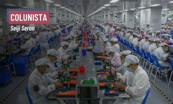 Restauração chinesa, exploração global
