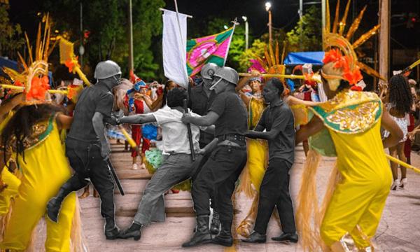 O racismo da ditadura militar brasileira