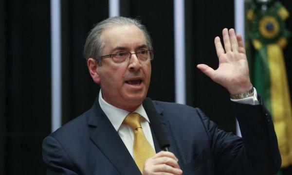 Prisão preventiva de Eduardo Cunha é revogada pelo TRF-4