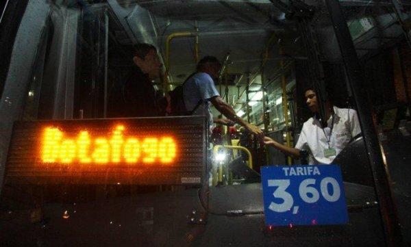 De recurso em liminar ninguém sabe quanto a passagem no Rio vai custar