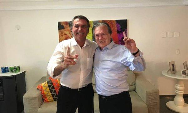 Presidente do PSL desviou R$30 mil para sua campanha, confirma gravação de empresário