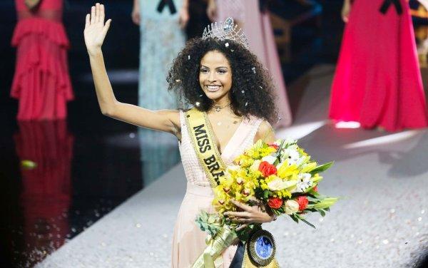 Monalysa Alcântra, atual campeã do Miss Brasil é vítima ataques racistas