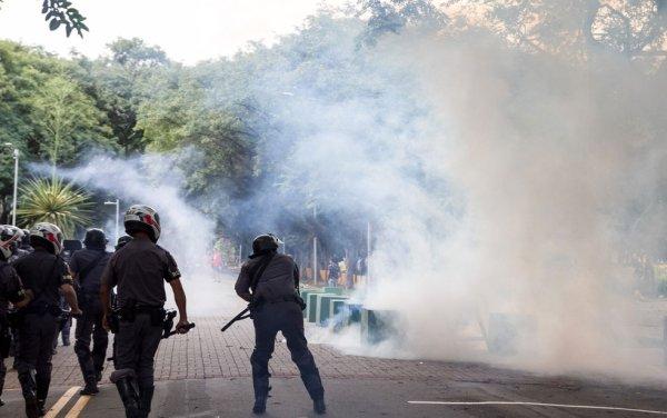 2 anos de polícia na USP: repressão e nenhuma segurança
