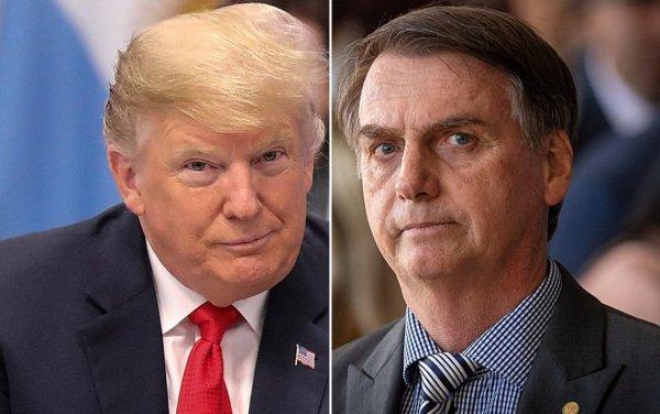Bolsonaro aprofundará acordos de submissão nacional em visita oficial a imperialista Trump
