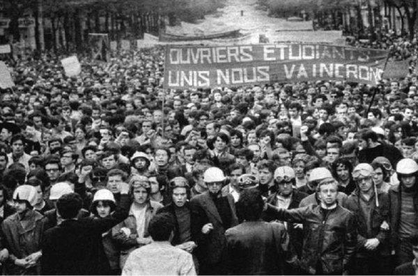 A 50 anos do Maio Francês: Quando trabalhadores e estudantes desafiaram o poder