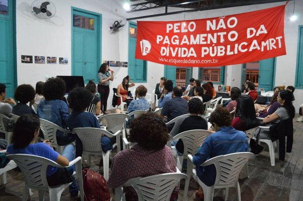 """Debate na Casa Marx Rio """"A Luta das Mulheres e o Feminismo Socialista"""""""