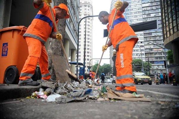 Comlurb suspende gari por lutar contra condições precárias de trabalho em plena pandemia