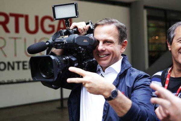 Doria quer encher São Paulo de câmeras para proteger empresas (e contra moradores de rua?)