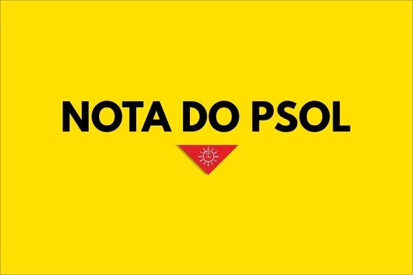 PSOL: Em defesa da democracia e do direito de Lula disputar as eleições