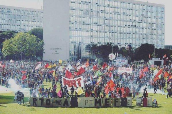 Rumo ao III Congresso do MRT: Por uma esquerda anti-imperialista e de independência de classe