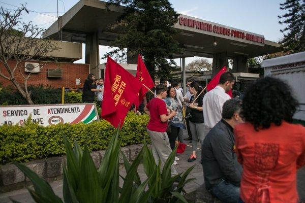 Governo Sartori quer atacar mais e seguem as mobilizações