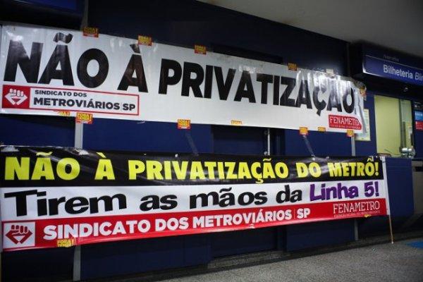 Em novo pregão, terceirizada Liderança ganha concessão das bilheterias das Linhas 1 e 3 do Metro de SP