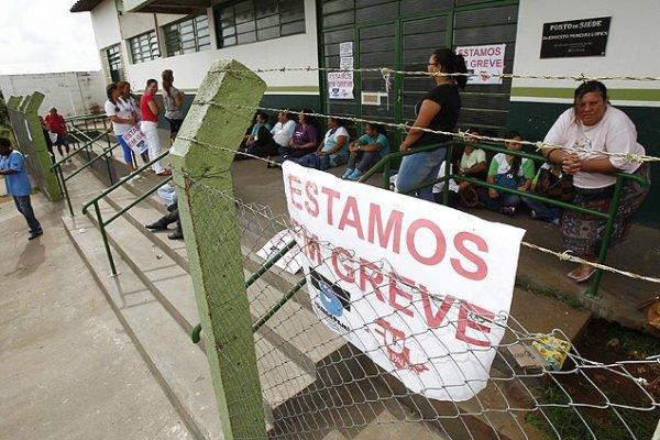 SP: Mídia tenta esconder greve de servidores em defesa dos serviços públicos e da população