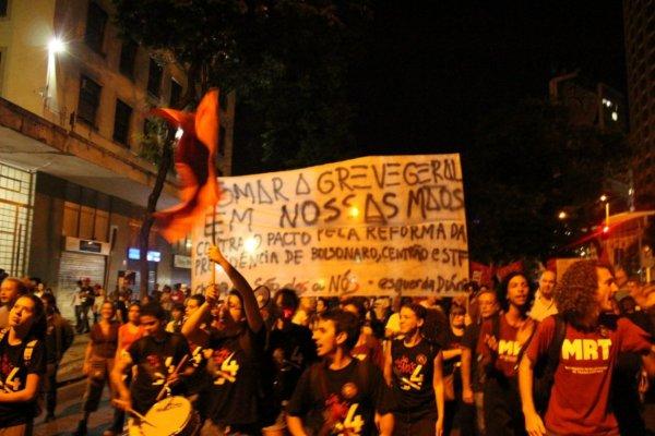 UFMG: Conheça a Chapa 4 - São Eles ou Nós para o CONUNE 2019