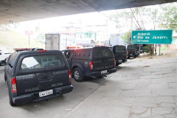Colégios do Salgueiro ficam sem aula por causa de constantes operações da polícia