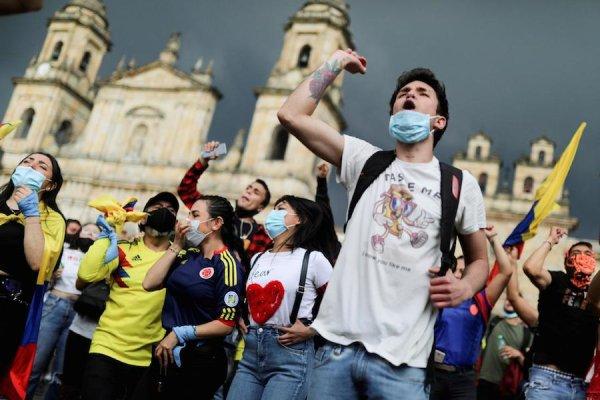 Ato contra a repressão e o governo Duque da Colômbia ocorrerá nesta quinta em São Paulo