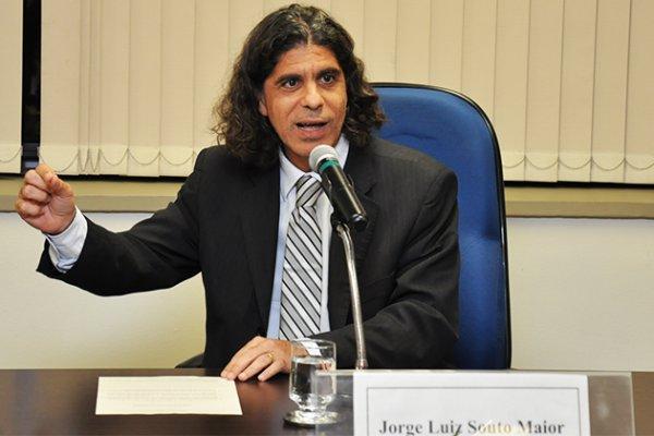 Jorge Souto Maior fala fala sobre o 1 ano do Esquerda Diário