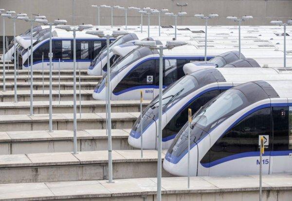 Linha 15 Monotrilho é vendida por Doria à CCR por 3% de seu valor investido
