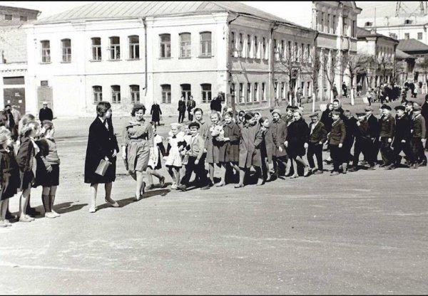 A vida cotidiana na União Soviética