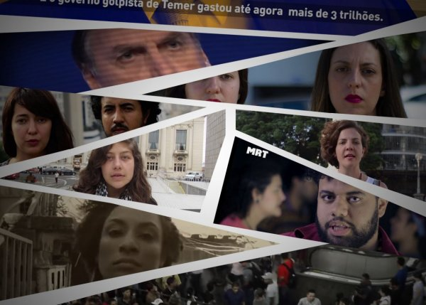 [VÍDEO] Assista aos programas eleitorais do MRT, uma campanha anticapitalista nestas eleições manipuladas