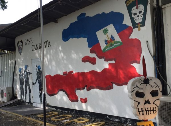 """DOPAZ: o """"BOPE"""" que o Brasil criou para matar negros no Haiti"""