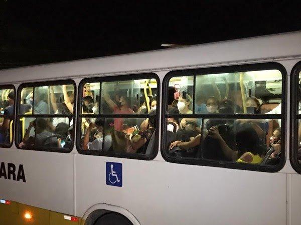 Álvaro Dias ataca passagens de estudantes e idosos em nome das máfias dos ônibus de Natal