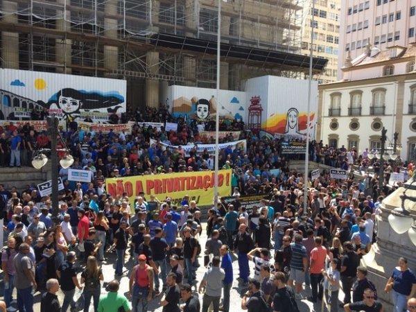 UGT-RJ e seu sindicato fantasma atacam novamente os servidores no Rio de Janeiro