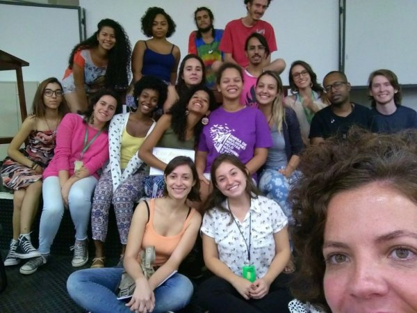 Na UFMG, estudantes discutem Marielle e preparam um bloco para tomar as ruas por ela e por Edson Luíz