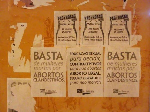 8 de Agosto: parar Natal em defesa do aborto legal, seguro e gratuito