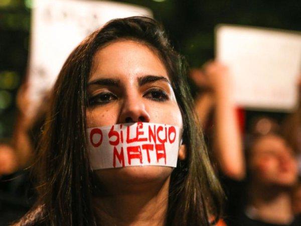 Comparado a 2014, recursos para combate à violência contra a mulher caíram 79%
