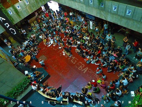 Retomar o DAEBA para as mãos dos estudantes: contra um processo antidemocrático na entidade!