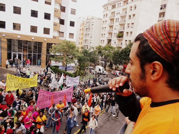 """""""A Lava Jato foi pilar do golpe pra nos atacar, precisamos lutar por uma Constituinte imposta pela luta"""", declara Pablito"""