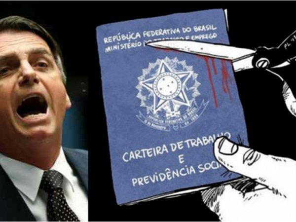 Comissão do Congresso amplia MP de Bolsonaro para massacrar direitos trabalhistas