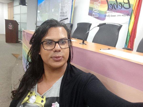Toda solidariedade a Samara Sosthenes, covereadora pelo Quilombo Periferico