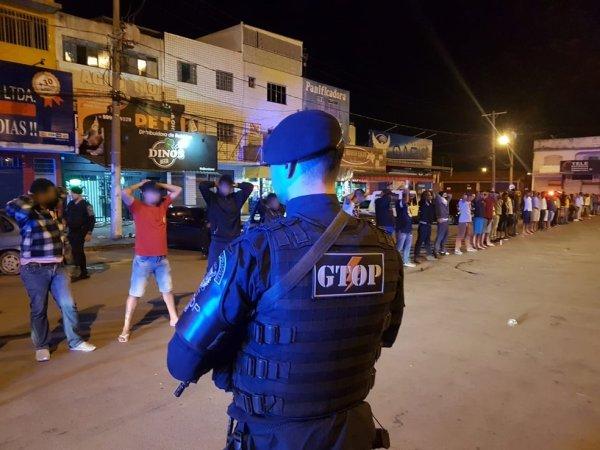 Toque de recolher no DF: mais repressão policial e UTIs lotadas, mas nada de testes e vacinas