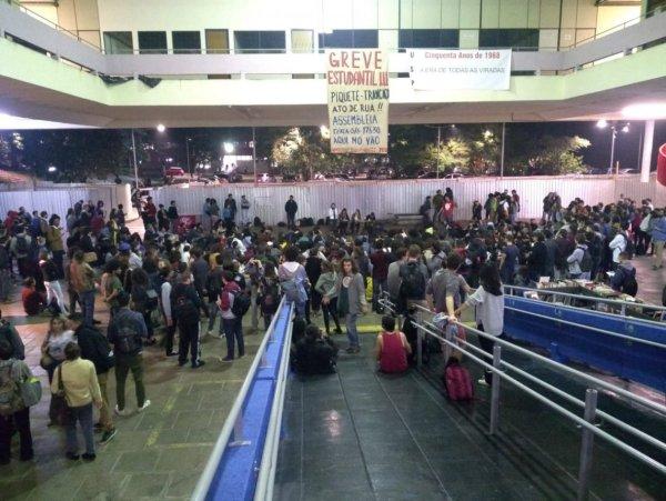 Que lições podemos tirar da greve estudantil da USP?