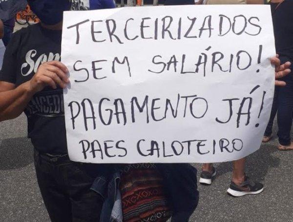 Sindicatos e parlamentares da esquerda precisam lutar em defesa das merendeiras do Rio