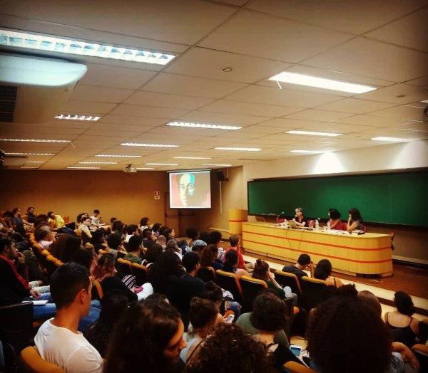 """Grande lançamento do livro """"Rosa Luxemburgo - Pensamento e Ação"""" na USP"""