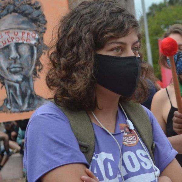 A greve geral palestina é inspiração para nossa luta contra Bolsonaro e os golpistas, diz Valeria Muller